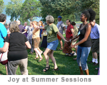 Joy at Summer Sessions